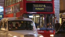 Piccadilly Circus Buses 6